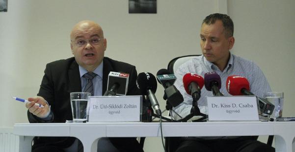 dr. Kiss D. Csaba - ügyvéd