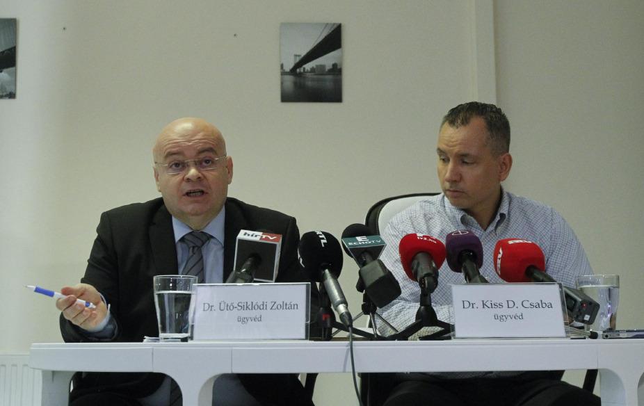 dr. Kiss D. Csaba ügyvéd - fotó