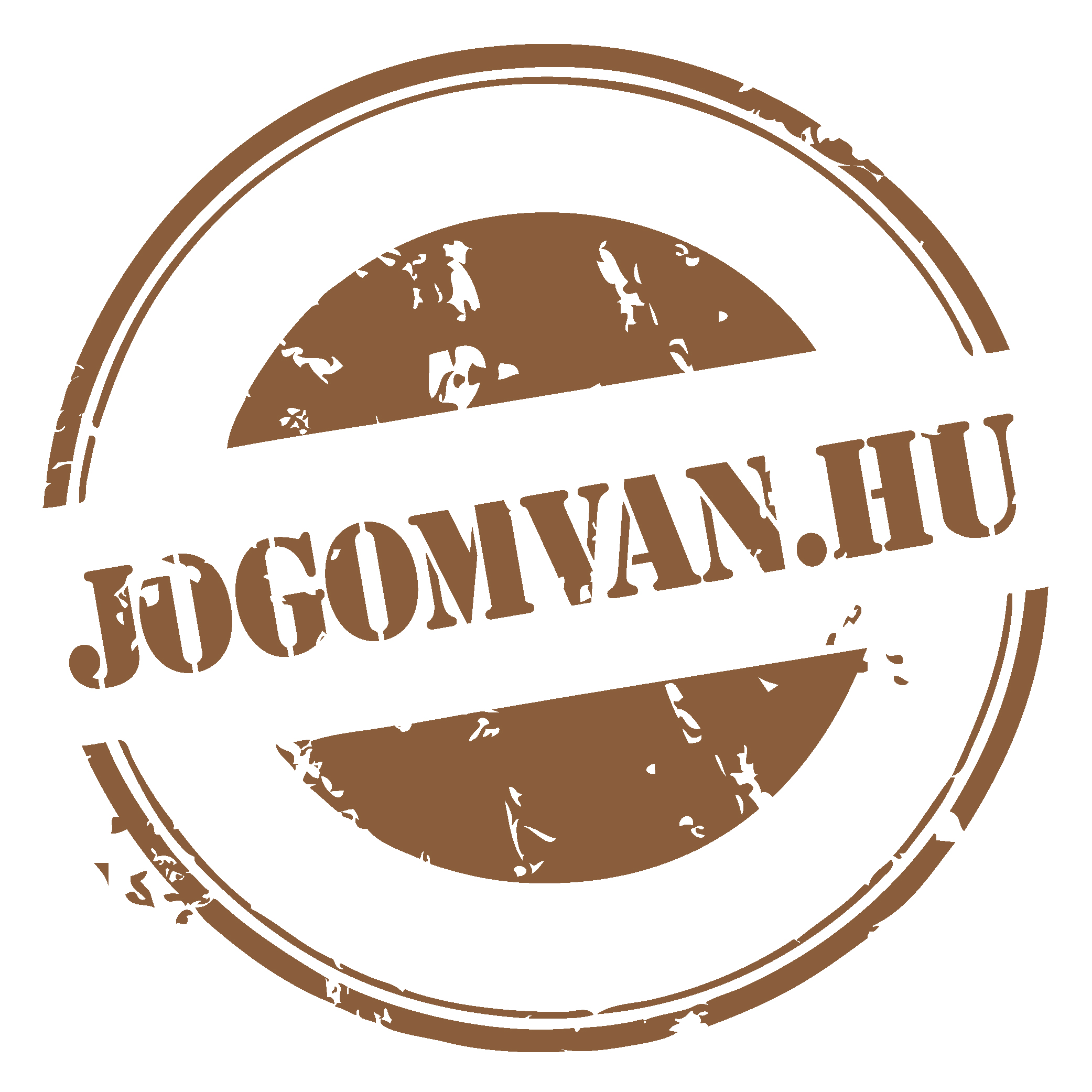 Jogomvan logó